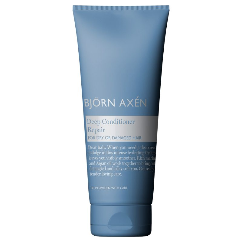 Björn Axén Repair Deep Conditioner (200ml) i gruppen Hårpleie / Hårkur & treatments / Hårkur hos Bangerhead.no (B053015)