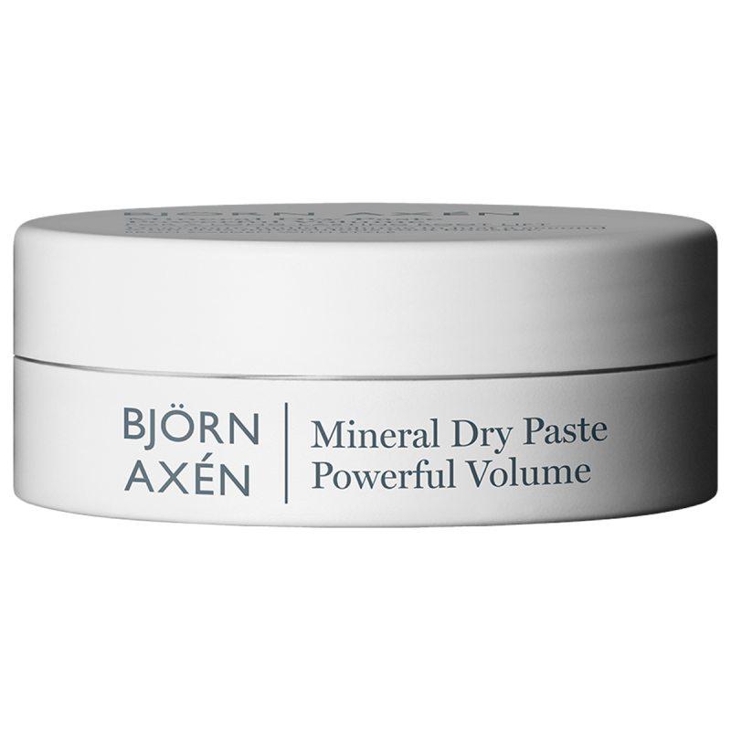 Björn Axén Powerful Volume Mineral Dry Paste (80ml) i gruppen Hårpleie / Styling / Hårvoks & stylingpaste hos Bangerhead.no (B053034)