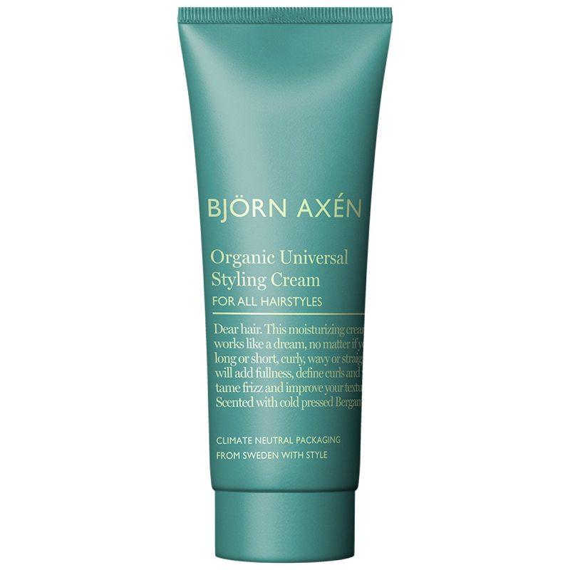 Björn Axén Organic Universal Styling Cream (100ml) i gruppen Hårpleie / Styling / Hårvoks & stylingpaste hos Bangerhead.no (B053040)
