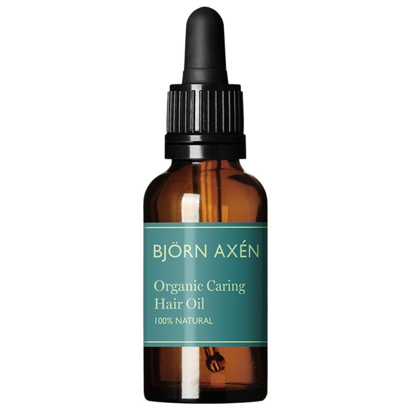 Björn Axén Organic Caring Hair Oil 100 % Natural (30ml) i gruppen Hårpleie / Styling / Hårolje hos Bangerhead.no (B053042)