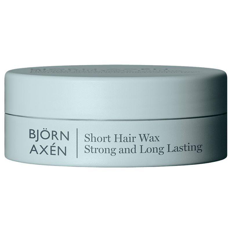Björn Axén Short Hair Wax (80ml) i gruppen Hårpleie / Styling / Hårvoks & stylingpaste hos Bangerhead.no (B053043)