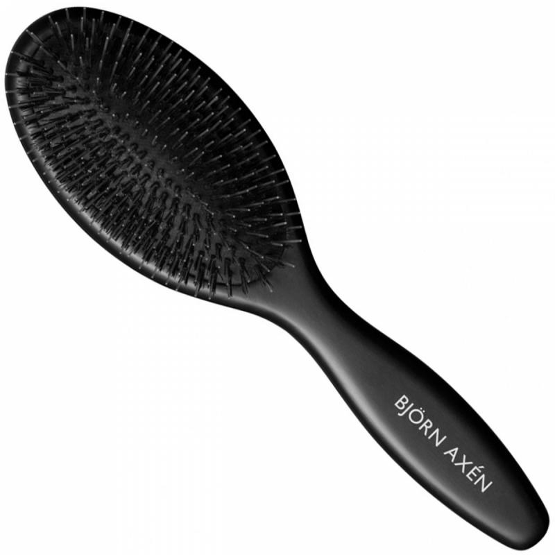 Björn Axen Gentle Detangling Brush For Fine Hair ryhmässä Hiustenhoito / Hiusharjat & tarvikkeet / Hiusharjat at Bangerhead.fi (B053054)
