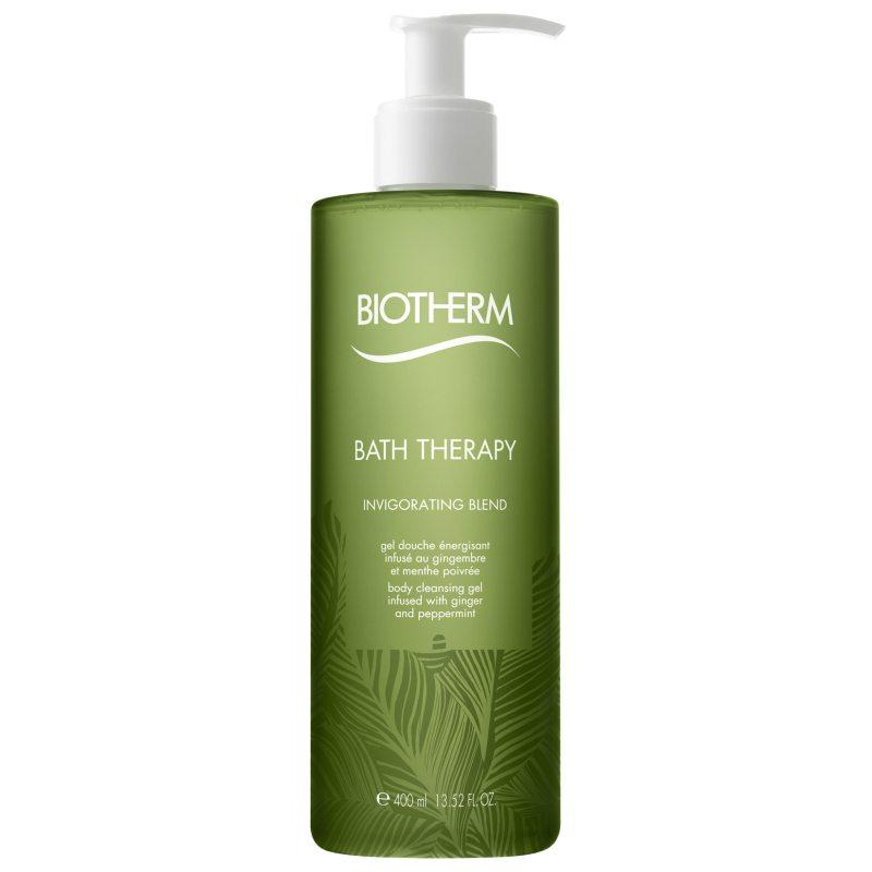 Biotherm Bath Therapy Invigorating Blend Shower Gel (400ml) ryhmässä Vartalonhoito & spa / Vartalon puhdistus / Kylpysaippuat & suihkusaippuat at Bangerhead.fi (B053148)