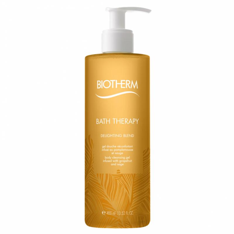 Biotherm Bath Therapy Delighting Blend Shower Gel (400ml) ryhmässä Vartalonhoito & spa / Vartalon puhdistus / Kylpysaippuat & suihkusaippuat at Bangerhead.fi (B053149)