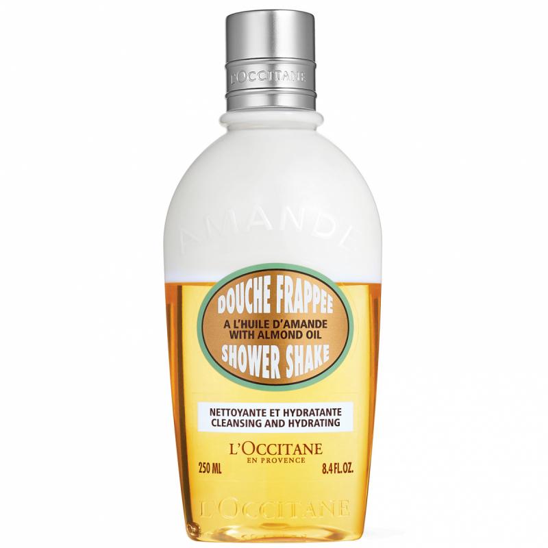 LOccitane Almond Shower Shake (250ml) ryhmässä Vartalonhoito & spa / Vartalon puhdistus / Kylpysaippuat & suihkusaippuat at Bangerhead.fi (B053195)