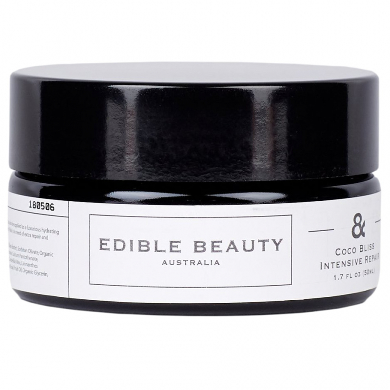 Edible Beauty & Coco Bliss Intensive Repair (50ml) i gruppen Hudpleie / Ansiktsmaske / Kremmaske hos Bangerhead.no (B053251)