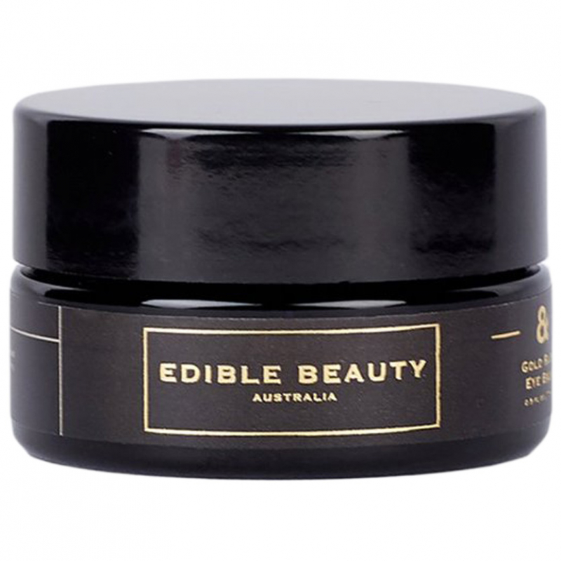 Edible Beauty & Gold Rush Eye Balm (10ml) i gruppen Hudpleie / Øyne / Øyekrem hos Bangerhead.no (B053253)