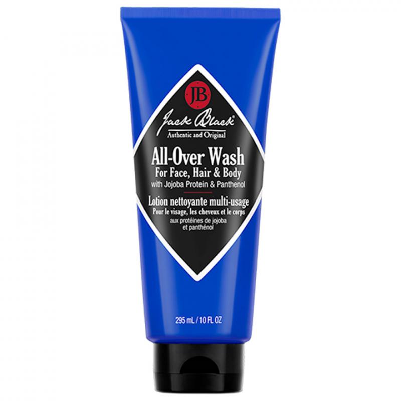 Jack Black All-Over Wash (295ml) i gruppen Man / Hudvård för män / Rengöring för män hos Bangerhead (B053287)