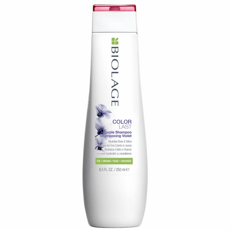Biolage Purple Shampoo (250ml) i gruppen Hårvård / Schampo & balsam / Silverschampo hos Bangerhead (B053299)