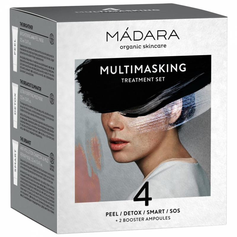 Madara Madara Multimasking Treatment Set ryhmässä Ihonhoito / Lahjapakkaukset & setit / Lahjapakkaukset at Bangerhead.fi (B053352)
