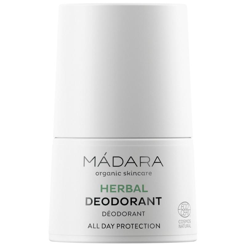 MÁDARA Herbal Deodorant (50ml) ryhmässä Tuoksut / Unisex / Deodorantit Unisex at Bangerhead.fi (B053354)