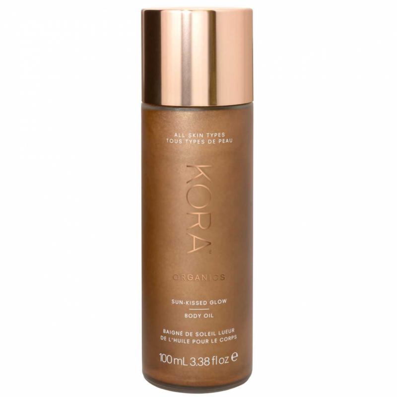 KORA Organics Sun-Kissed Glow Body Oil (100ml) i gruppen Kroppsvård & spa / Kroppsåterfuktning / Kroppsolja hos Bangerhead (B053468)