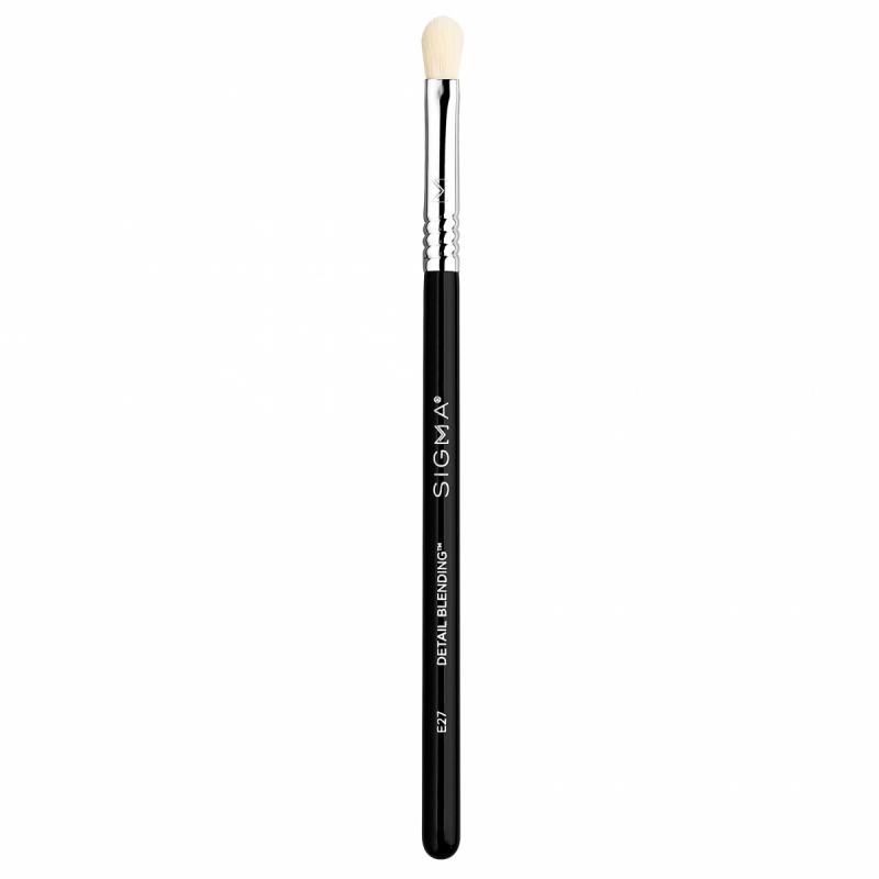 Sigma Beauty E27 Detailed Blending Brush ryhmässä Meikit / Siveltimet & tarvikkeet / Silmämeikkisiveltimet at Bangerhead.fi (B053482)