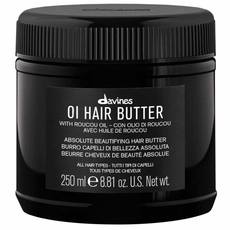 Davines Oi Hair Butter (250ml) i gruppen Hårvård / Hårinpackning & treatments / Hårinpackning hos Bangerhead (B053679)