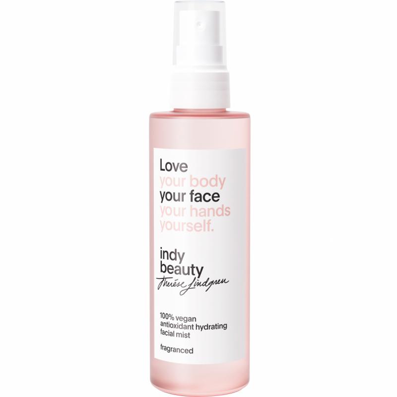 Indy Beauty Antioxidant Hydrating Facial Mist (100ml) ryhmässä Ihonhoito / Kasvovedet & essence / Kasvosuihkeet & face mist at Bangerhead.fi (B053775)