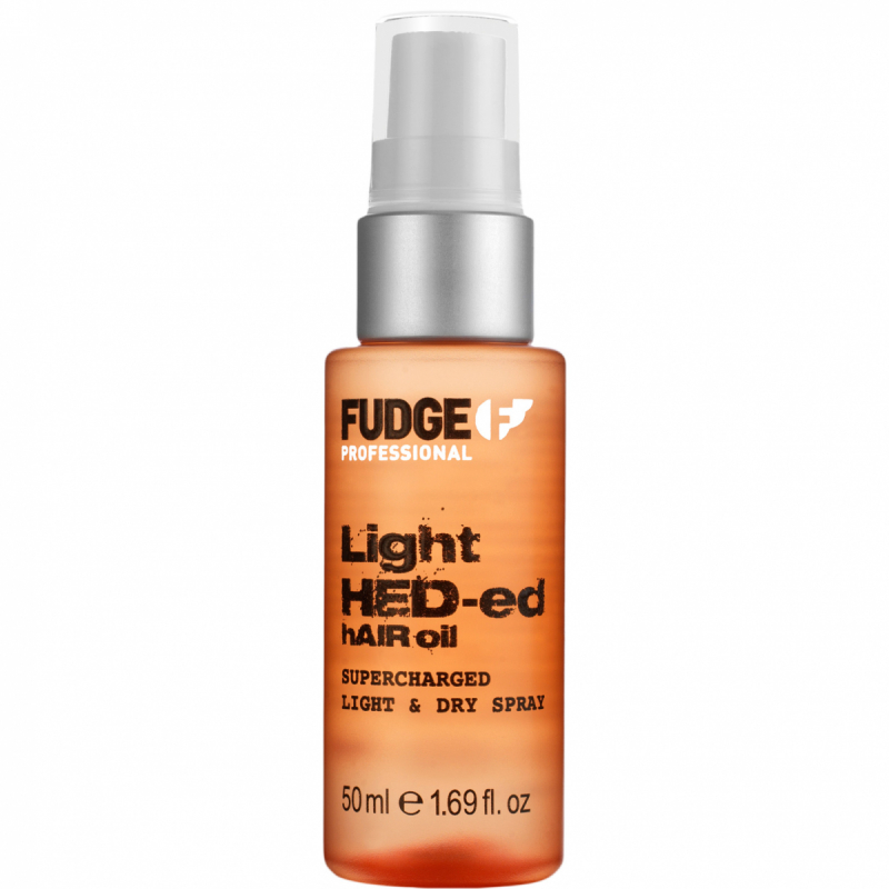 Fudge Light Hed-Ed Hair Oil (50ml) i gruppen Hårpleie / Styling / Finishing hos Bangerhead.no (B053781)