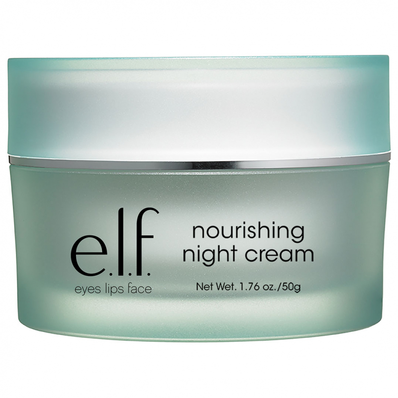 e.l.f Cosmetics Nourishing Night Cream (50g) i gruppen Hudpleie / Fuktighetskrem / Nattkrem hos Bangerhead.no (B053789)