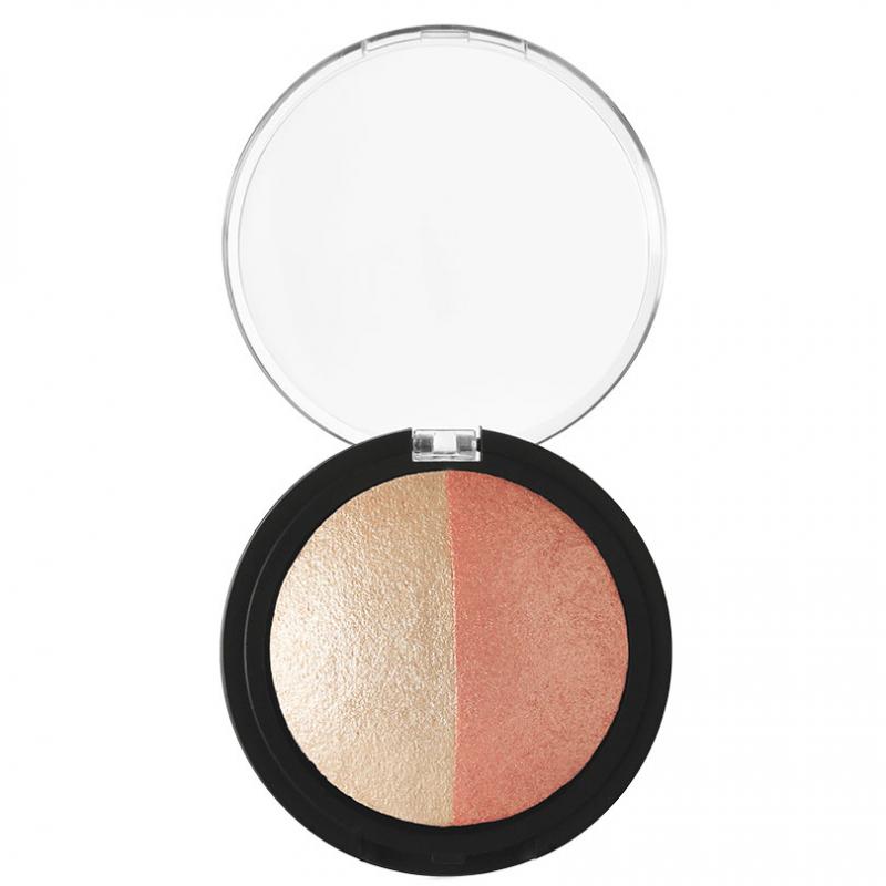 e.l.f Cosmetics Baked Highlighter & Blush Rose Gold ryhmässä Meikit / Poskipäät / Korostustuotteet at Bangerhead.fi (B053822)