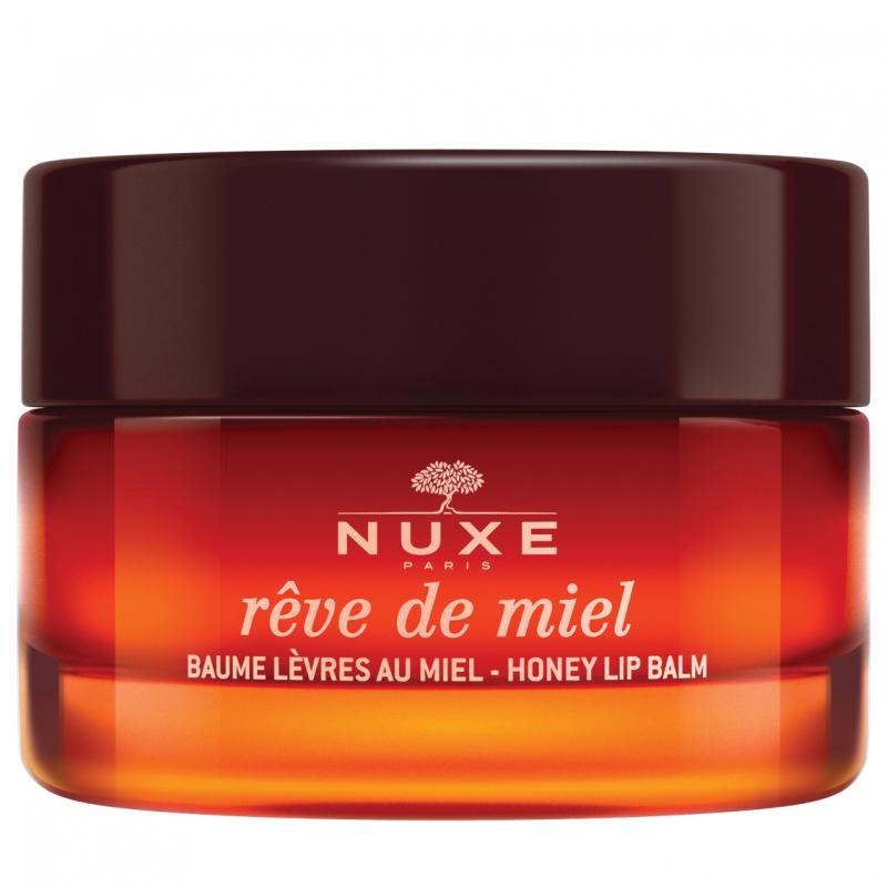NUXE Reve De Miel Ultra-Nourishing Lip Balm (15ml) i gruppen Hudvård / Läppar / Läppbalsam hos Bangerhead (B053877)