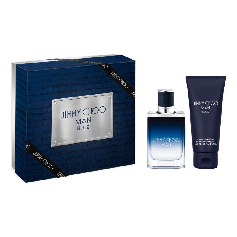 Jimmy Choo Man Blue Gift Set i gruppen Editor's choice / Våra gåvoset hos Bangerhead (B053947)