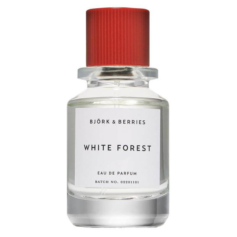 Björk & Berries White Forest Eau de Parfum (50ml) i gruppen Parfym & doft / Damparfym / Eau de Parfum för henne hos Bangerhead (B054136)