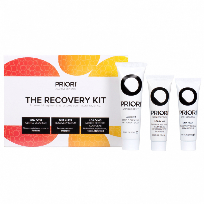 PRIORI The Recovery Kit i gruppen Hudpleie / Gift set & kits / Start kits hos Bangerhead.no (B054223)