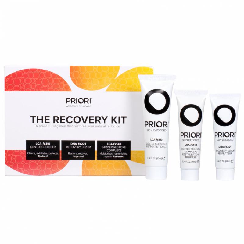 PRIORI The Recovery Kit i gruppen Hudpleie / Gaver og hudpleiesett / Start kits hos Bangerhead.no (B054223)