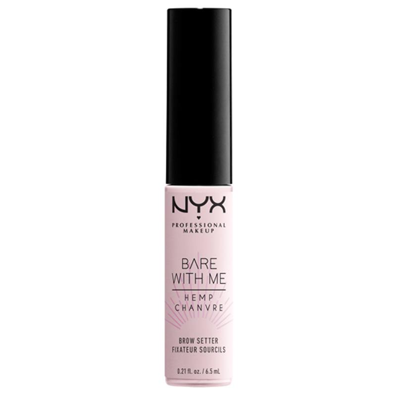NYX Professional Makeup Bare With Me Hemp Brow Setter ryhmässä Meikit / Kulmakarvat / Kulmakarvageelit at Bangerhead.fi (B054688)