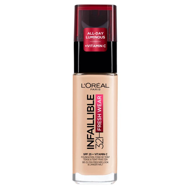 L'Oréal Paris Infallible 24 Stay Fresh Foundation i gruppen Makeup / Bas / Foundation hos Bangerhead (B009442r)