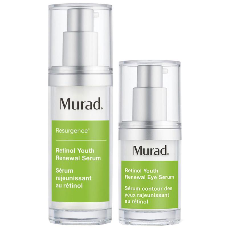 Murad Retinol Power Couple Kit i gruppen Hudpleie / Gift set & kits / Start kits hos Bangerhead.no (B054809)