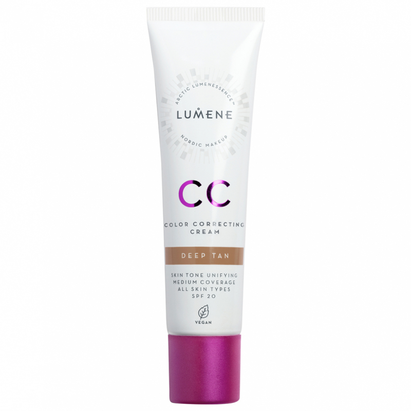 Lumene CC Color Correcting Cream SPF 20 ryhmässä Meikit / Pohjameikki / CC-voiteet at Bangerhead.fi (B054810r)