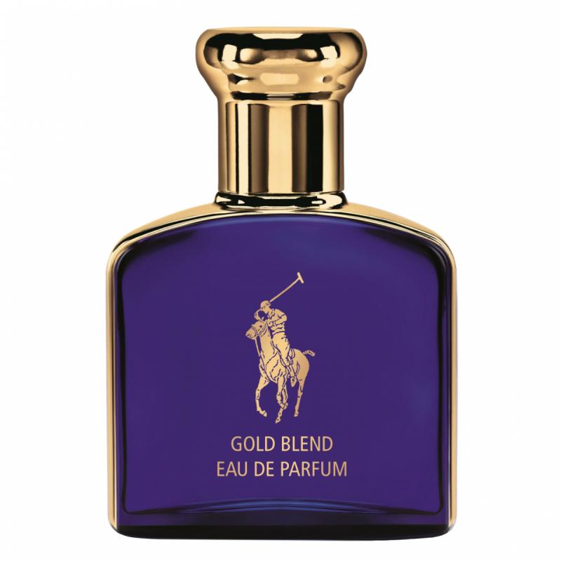 Ralph Lauren Polo Blue Gold Blend EdP i gruppen Parfym & doft / Herrparfym / Eau de Parfum för honom hos Bangerhead (B055029r)