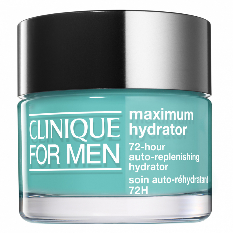 Clinique Men Maximum Hydrator 72-Hour Auto-Replenishing Hydrator (50ml) i gruppen Man / Hudvård / Ansiktskräm hos Bangerhead (B055073)