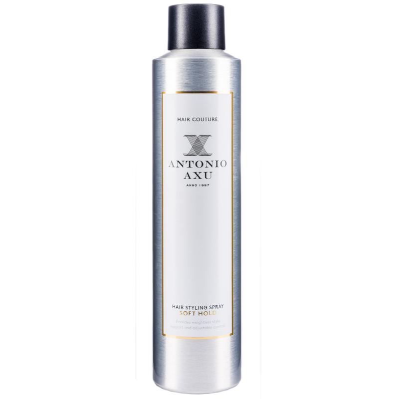 Antonio Axu Hair Styling Spray Soft Hold i gruppen Hårpleje / Styling / Hårspray hos Bangerhead.dk (B055275r)