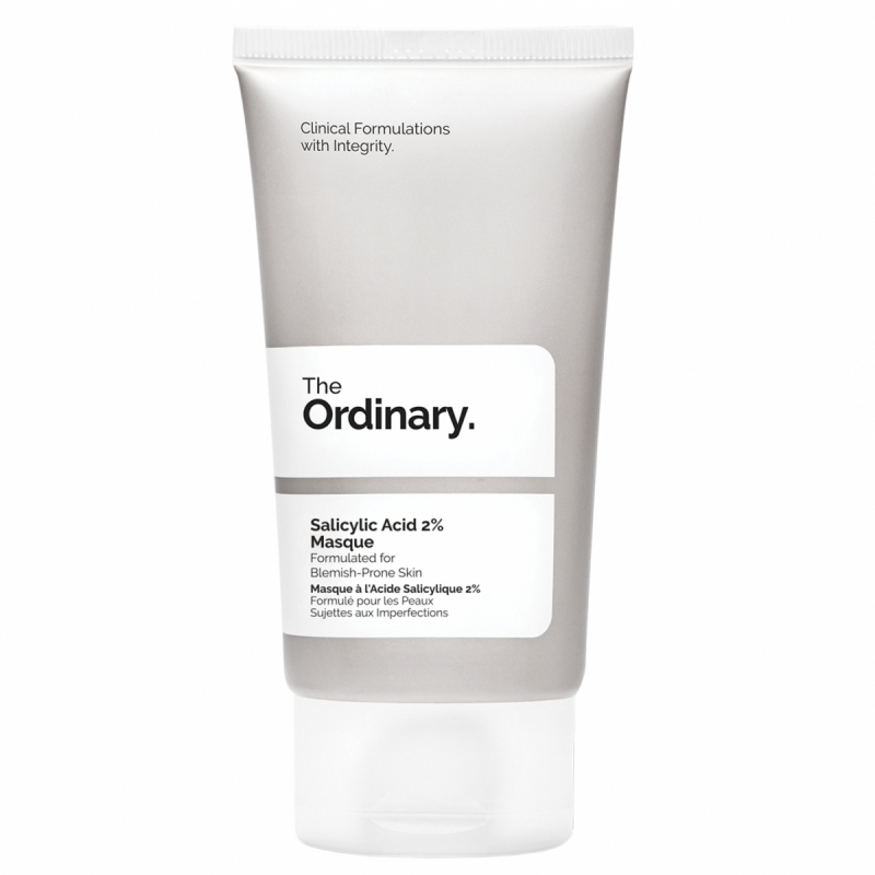 The Ordinary Salicylic Acid 2% Masque (50ml) i gruppen Hudvård / Ansiktsmask / Lermask hos Bangerhead (B055328)