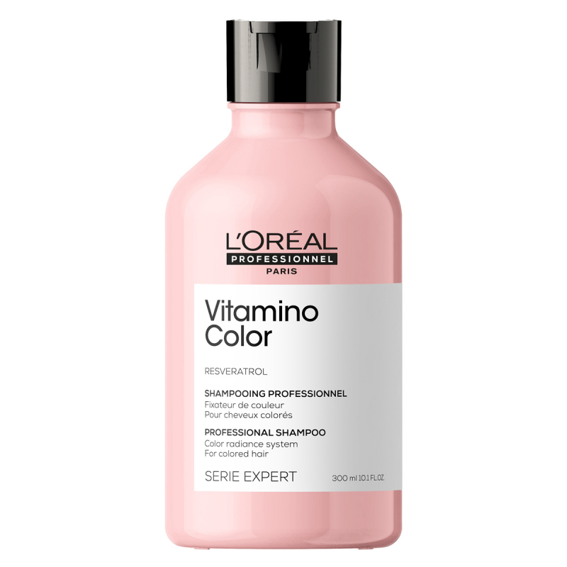 L'Oréal Professionnel Serie Expert Vitamino Color Shampoo ryhmässä Hiustenhoito / Shampoot & hoitoaineet / Shampoot at Bangerhead.fi (B055412r)