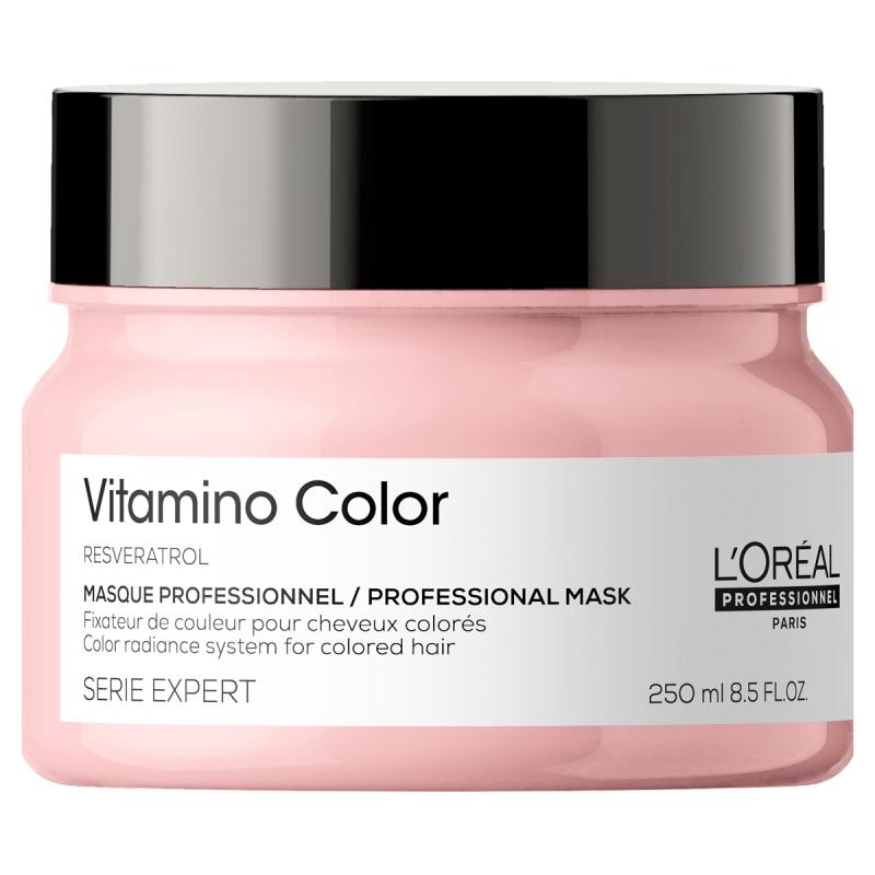 L'Oréal Professionnel Serie Expert Vitamino Color Mask ryhmässä Hiustenhoito / Hiusnaamiot ja hoitotuotteet / Naamiot at Bangerhead.fi (B055415r)