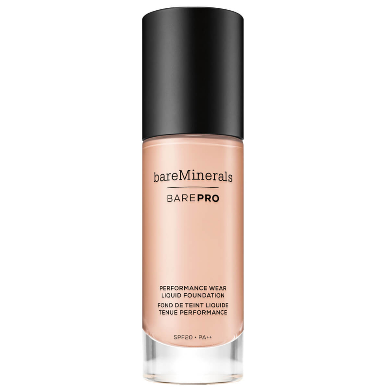 bareMinerals barePRO Performance Wear Liquid Foundation SPF 20 i gruppen Makeup / Bas / Foundation hos Bangerhead (B036753r)