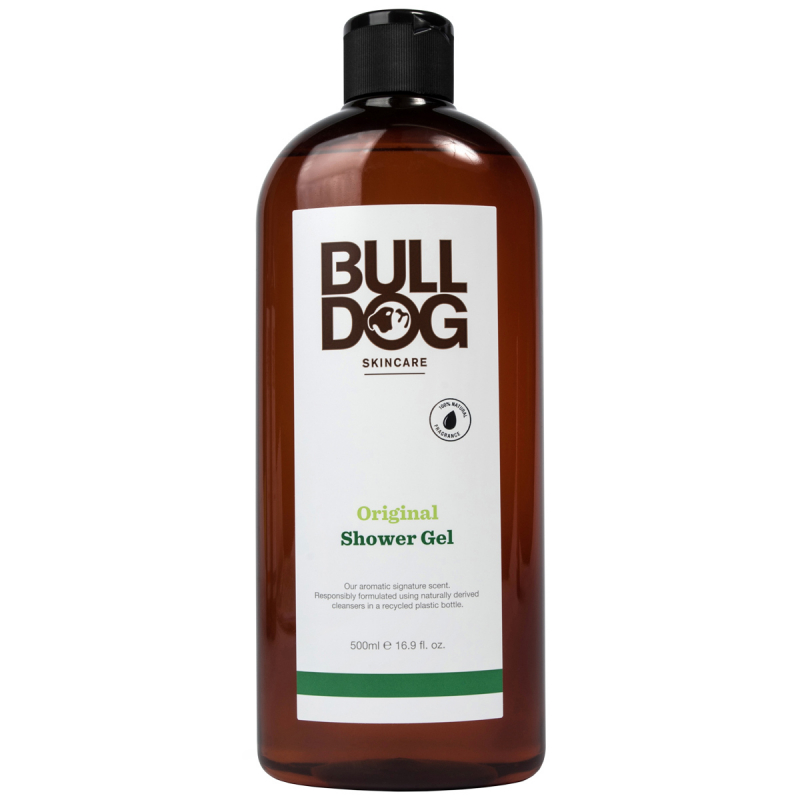 Bulldog Original Shower Gel (500ml) ryhmässä Miehet / Vartalonhoito miehille / Suihkugeelit miehille at Bangerhead.fi (B055648)