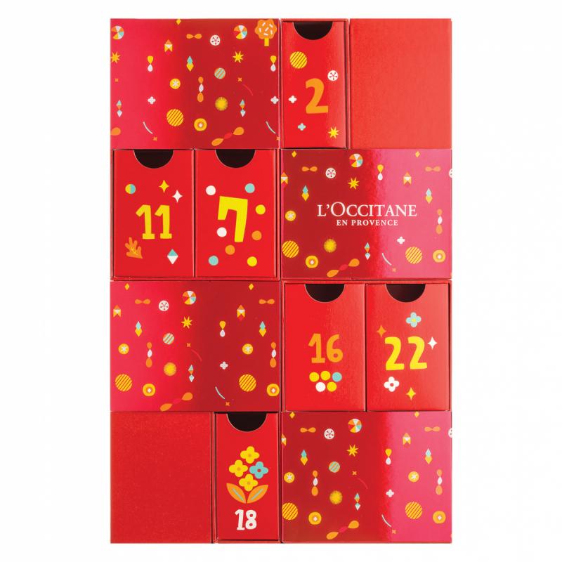 L'Occitane Magic Calendar ryhmässä Kampanjat / Outlet at Bangerhead.fi (B055889)