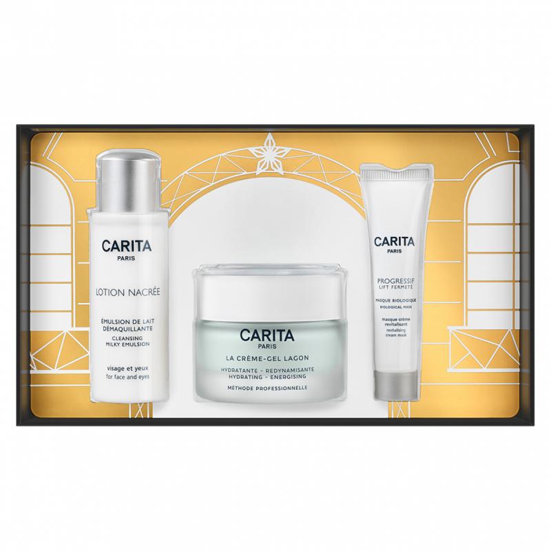 Carita Lagon Xmas Kit i gruppen Hudpleie / Gift set & kits / Gift sets hos Bangerhead.no (B055970)