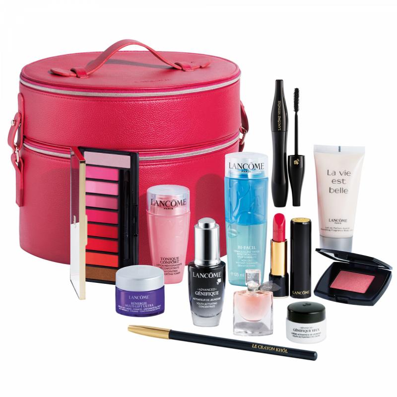 Lancôme Beauty Box i gruppen Kampanjer / Våra mellandagsfavoriter hos Bangerhead (B056046)