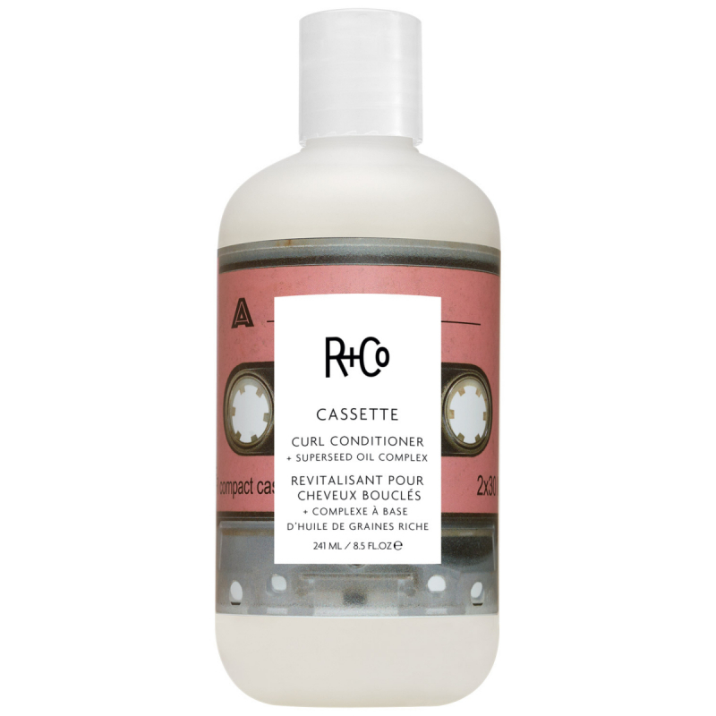 R+Co Cassette Curl Conditioner (241ml) i gruppen Hårpleie / Shampoo & balsam / Balsam hos Bangerhead.no (B056638)