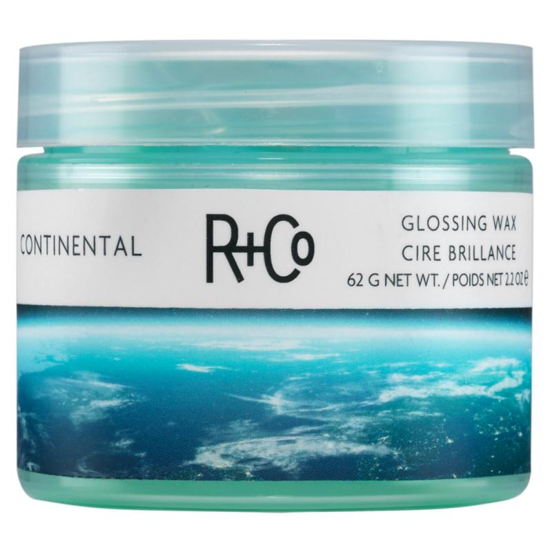 R+Co Continental Glossing Wax (62g) i gruppen Hårpleie / Styling / Hårvoks & stylingpaste hos Bangerhead.no (B056641)