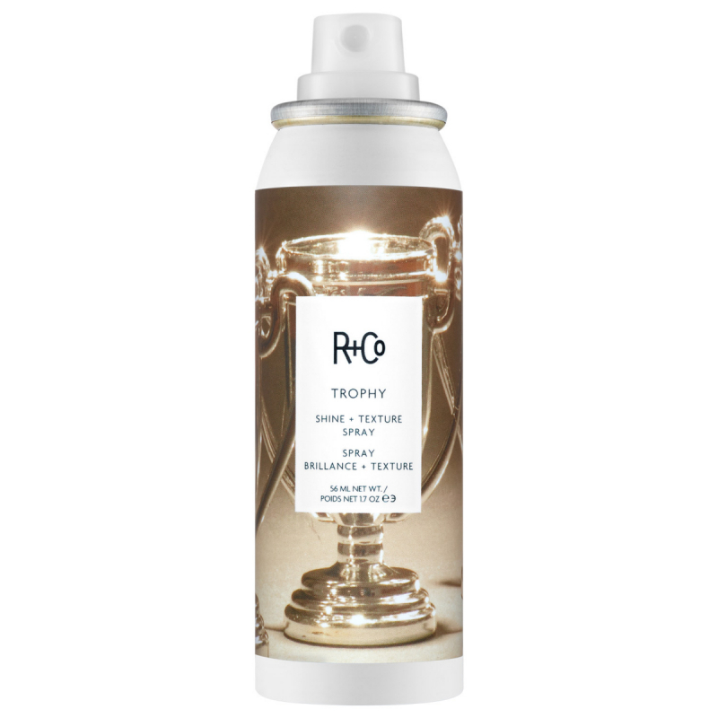 R+Co Trophy Shine + Texture Spray (56ml) i gruppen Hårpleie / Styling / Hårspray hos Bangerhead.no (B056650)