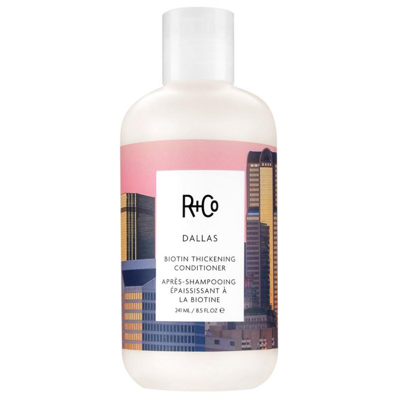 R+Co Dallas Biotin Thickening Conditioner (241ml) i gruppen Hårpleie / Balsam / Balsam hos Bangerhead.no (B056662)