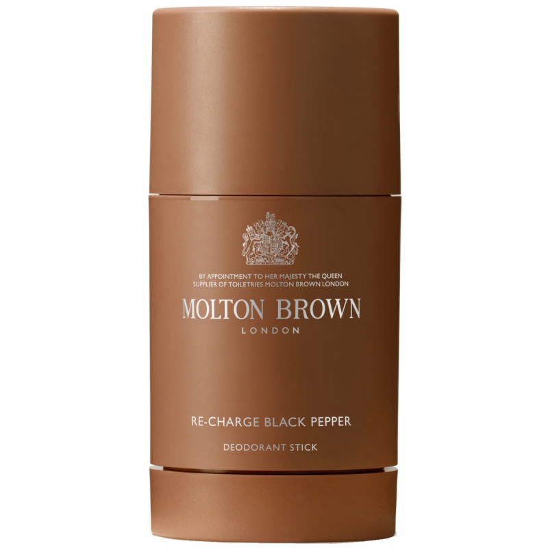Molton Brown Re-Charge Black Pepper Deodorant Stick i gruppen Parfym & doft / Herrparfym / Deodorant för honom hos Bangerhead (B057134)