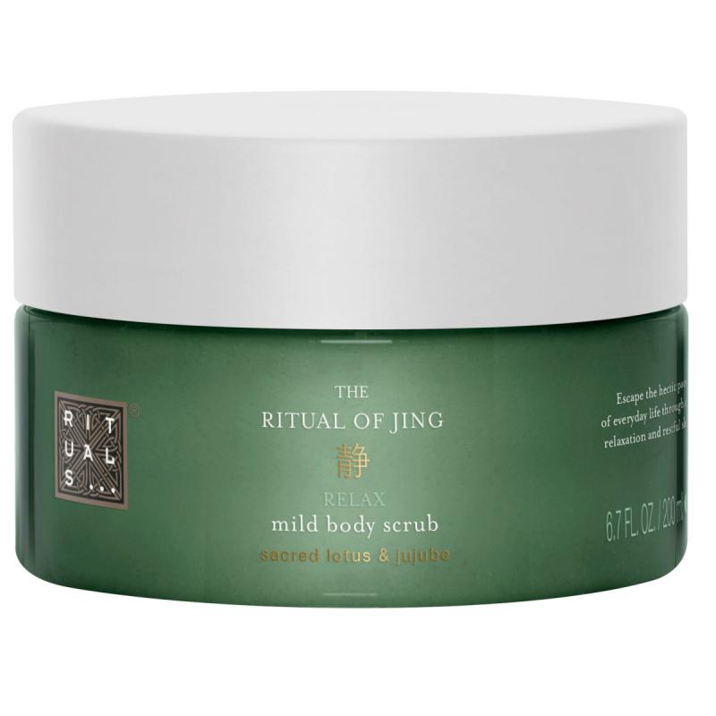 Rituals The Ritual of Jing Body Scrub (200ml) i gruppen Kroppsvård / Kroppsrengöring & scrub / Body scrub & peeling hos Bangerhead (B057968)