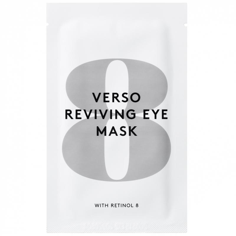 Verso Reviving Eye Mask (3g) i gruppen Hudvård / Ögonvård / Ögonmask hos Bangerhead (B058111)