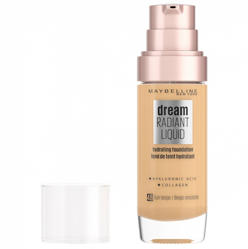 Maybelline Dream Satin Liquid Foundation i gruppen Makeup / Base / Foundation hos Bangerhead.no (B020174r)